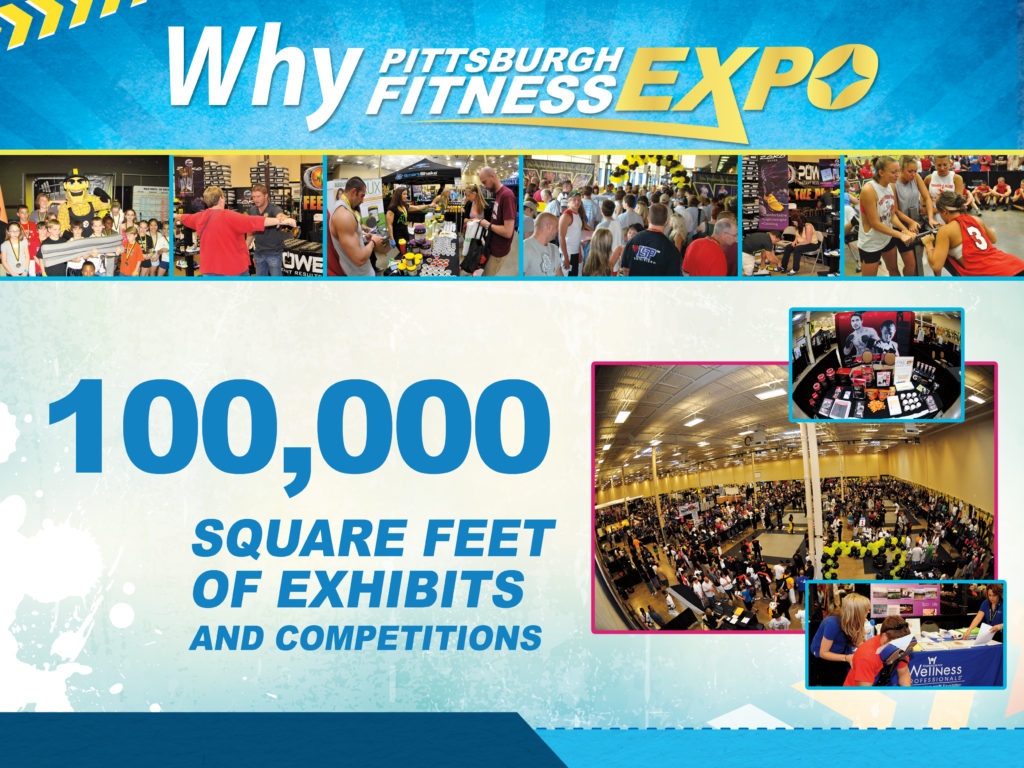 pittsburgh fitness exhibits